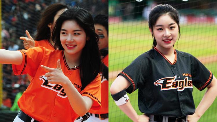 韓国チアリーダー