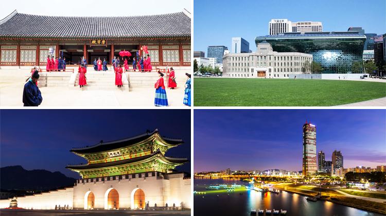 ソウル観光地