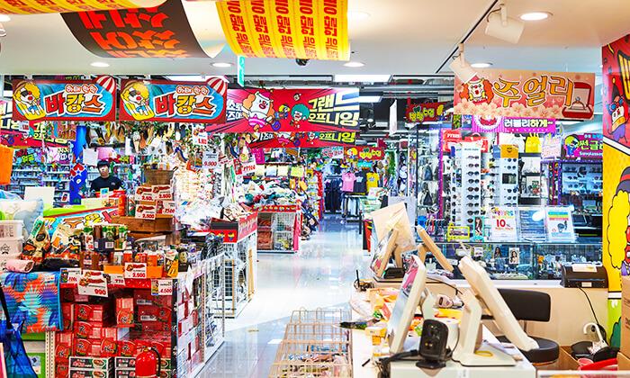 韓国ピエロショッピング特徴
