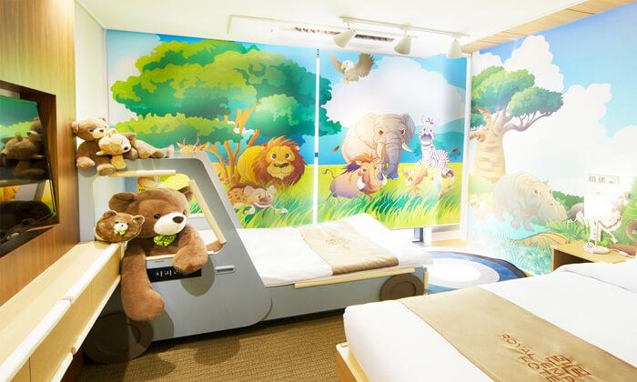仁川国際空港ホテルキッズルーム