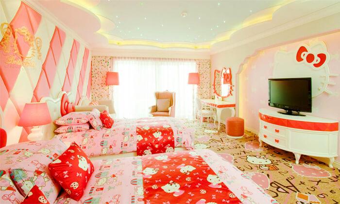 韓国ハローキティホテル