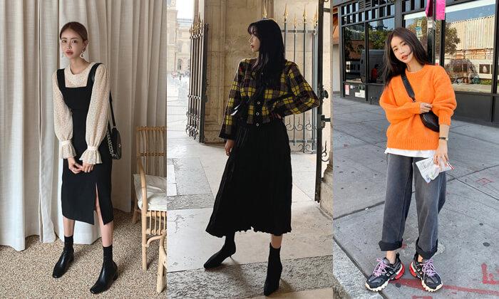 韓国ファッション通販サイトmocobling