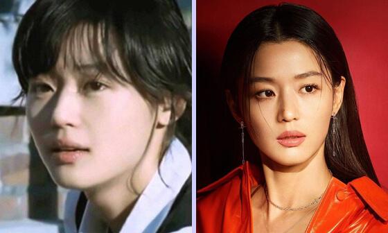 女優チョン・ジヒョン