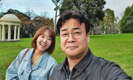 ペクジョンウォン結婚