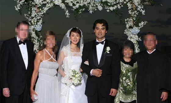 野球パクチャンホ選手結婚